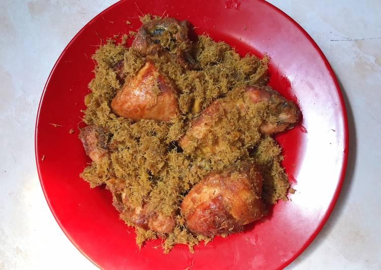 Recipe: Appetizing Ayam Goreng Lengkuas