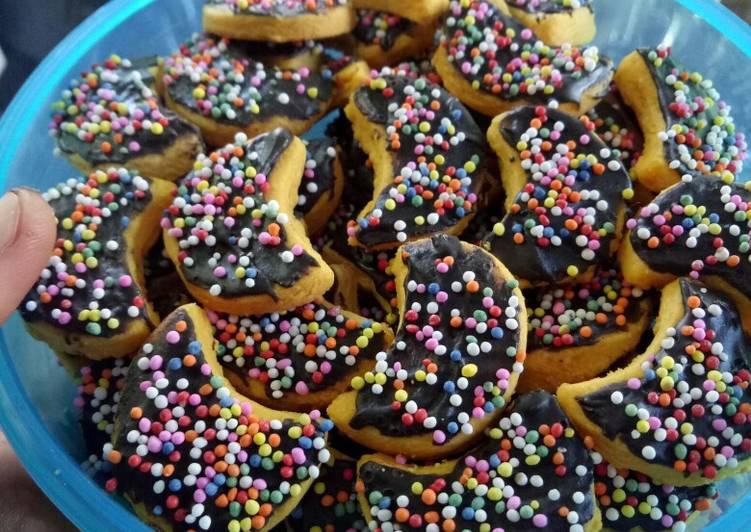 Langkah Mudah untuk Menyiapkan Kue kering maizena yang Sempurna
