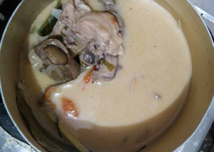 Garang Asem Ayam, Ampela Ati versi Kid's (no kukus, no msg)