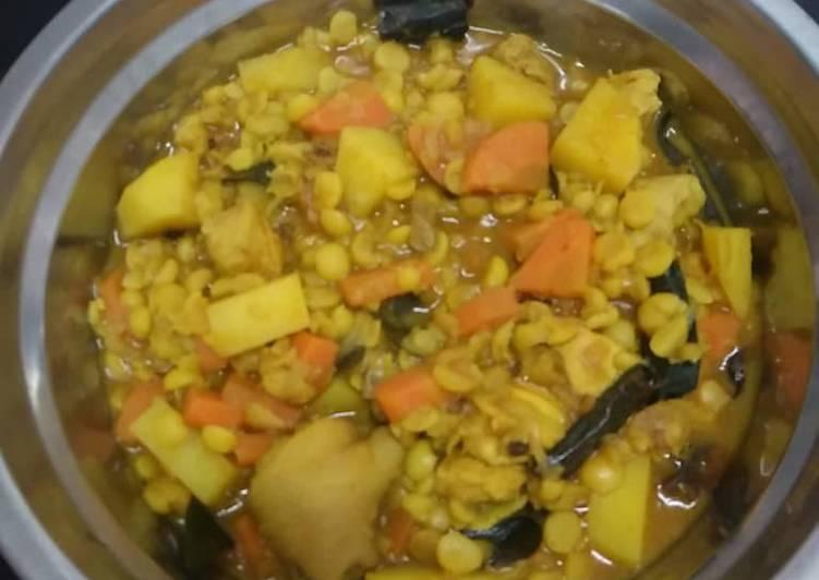 Kuah Kacang Dhal