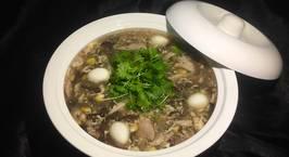 Hình ảnh món ?Chicken soup (soup gà) ?? ??