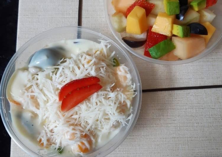 Salad Buah - cookandrecipe.com