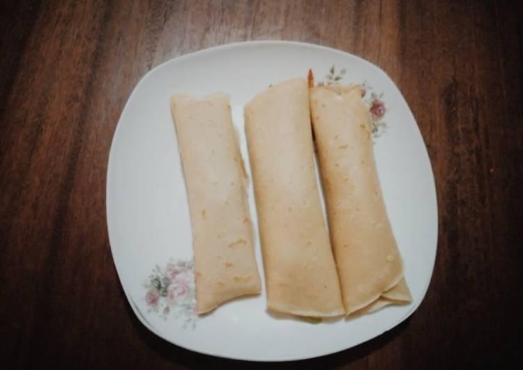 Stuffed Crepes