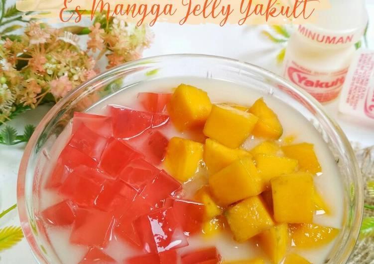Es Mangga Jelly Yakult 🍧