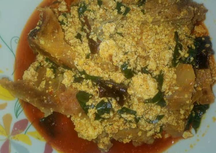 Simple Way to Make Favorite Egusi soup