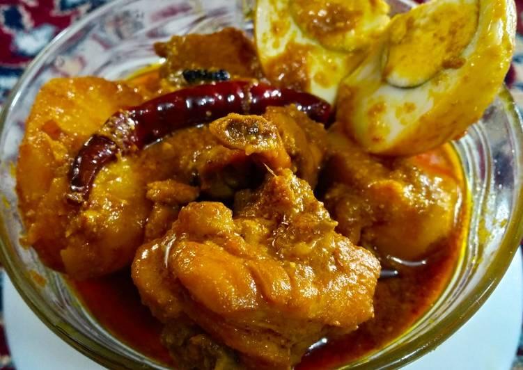 Chicken duckbunglow