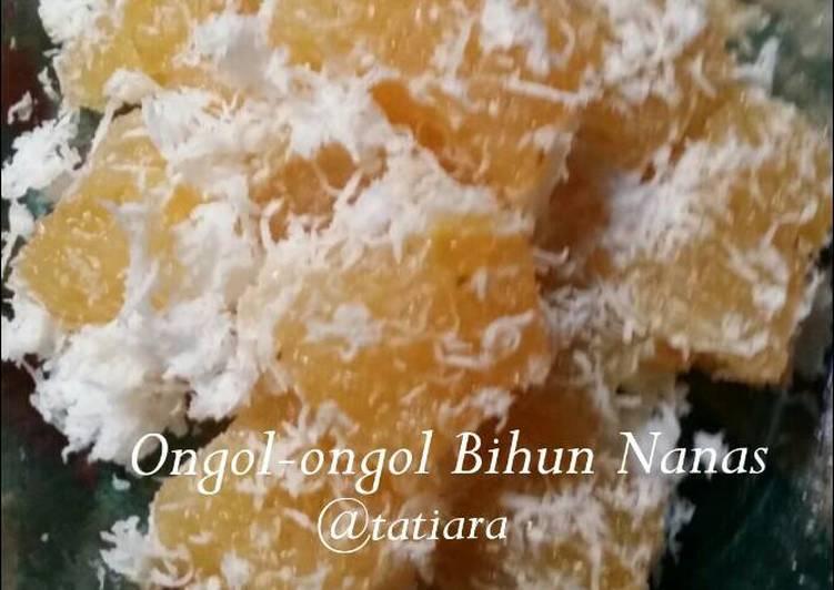 Resep Ongol Ongol Bihun Nanas Oleh Tatiara Cookpad