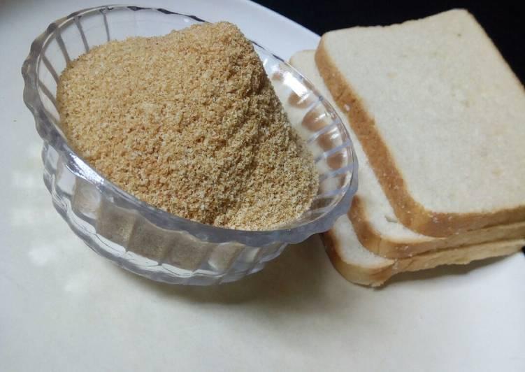 DIY Bread Crumbs