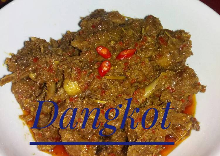 Resep Dangkot Oleh Ria Khairiyah Cookpad