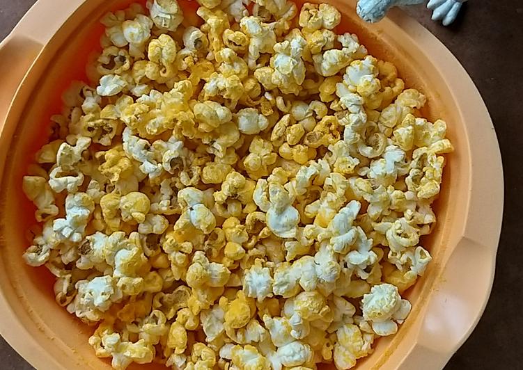 Resep Popcorn Rasa Keju Oleh Roro Woelan Cookpad