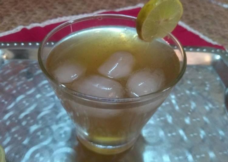 Simple Way to Make Perfect Margarita Mocktail