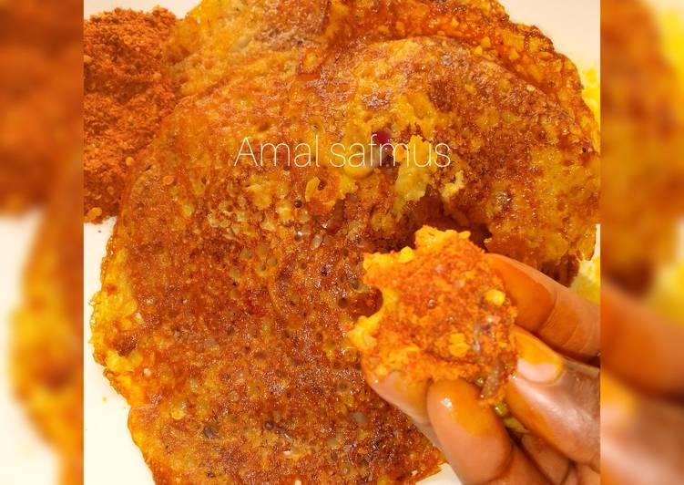 Steps to Prepare Ultimate Wainar flour