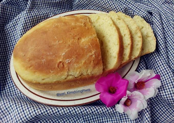 Resep Roti Tawar Beranibaking Oleh Sari Utami Kimdonghwa Cookpad