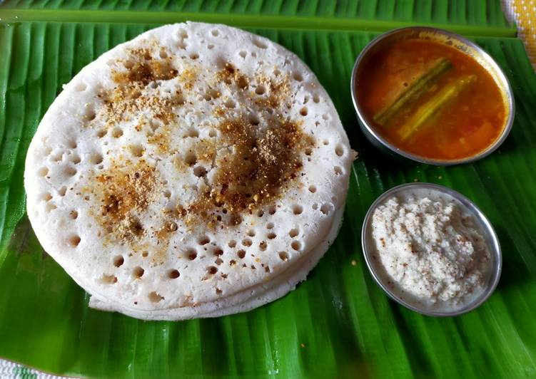 10 Minute Simple Way to Make Ultimate Set Dosa