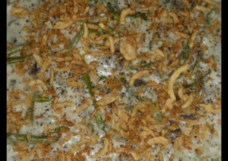Recipe: Delicious Asparagus Casserole