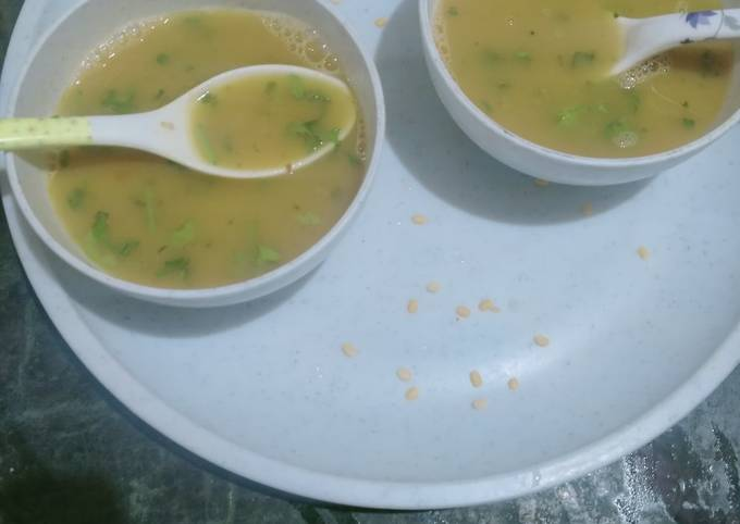 Healthy weight loss soup