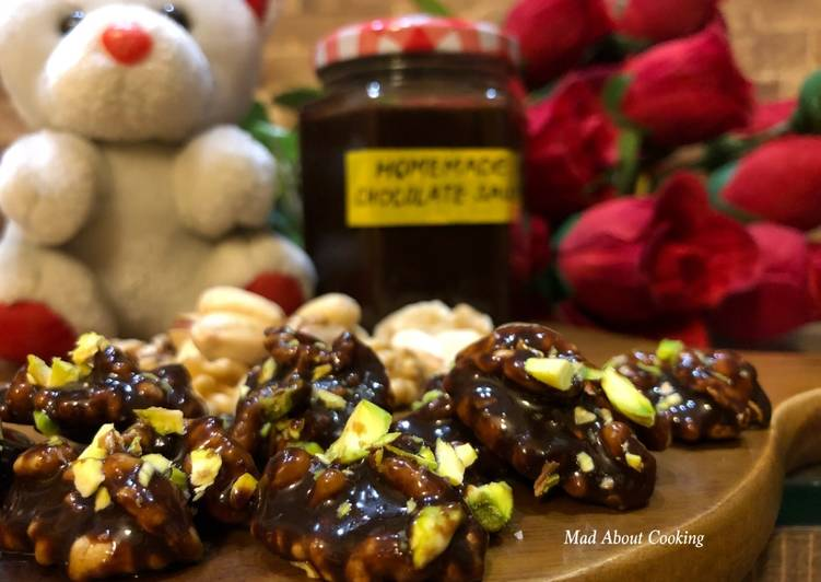 Walnuts Choco Bites – Perfect Gift For Valentine Day