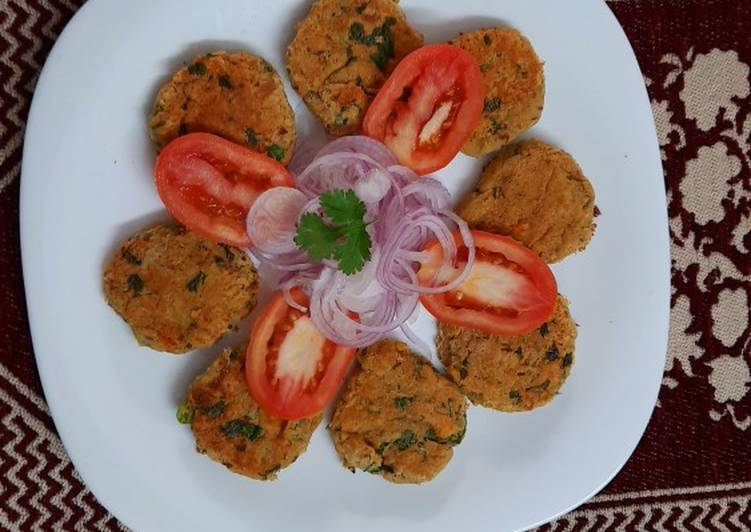 Discover How to Elevate Your Mood with Food Chicken-Lobia Kabab