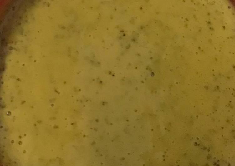 Tangy Mustard Sauce