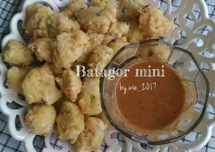 Resep Batagor Mini Ekonomis Oleh Wie Winartie Cookpad