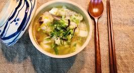 Hình ảnh món Canh bông cải trắng