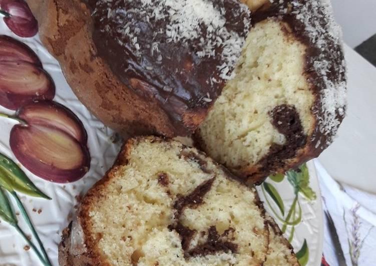 Recette Parfait Cake marbré