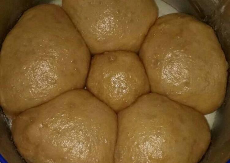 Roti Kukus White Coffee