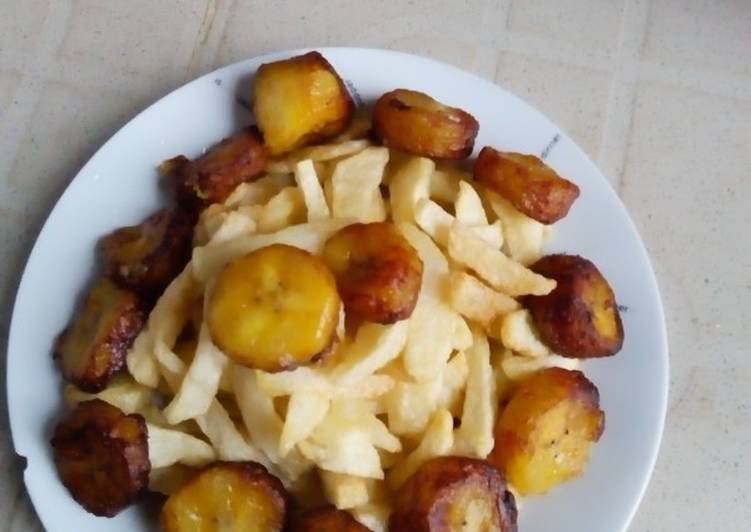 Chips plantain