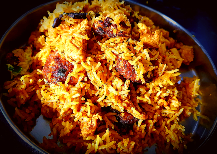 Egg Tomato Rice (South Indian Style)