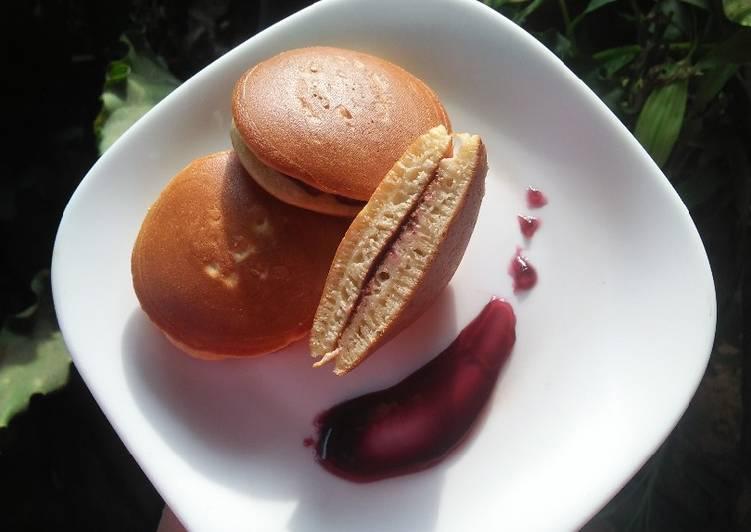 Dorayaki/ Japanesse Pancake