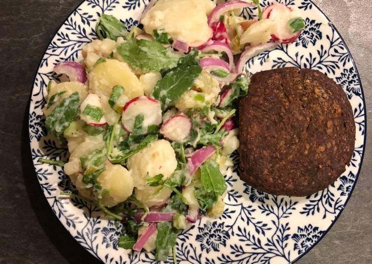 Easiest Way to Prepare Perfect Potato Salad