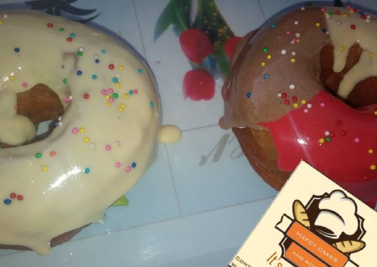 Easiest Way to Cook Yummy Glaze Doughnut