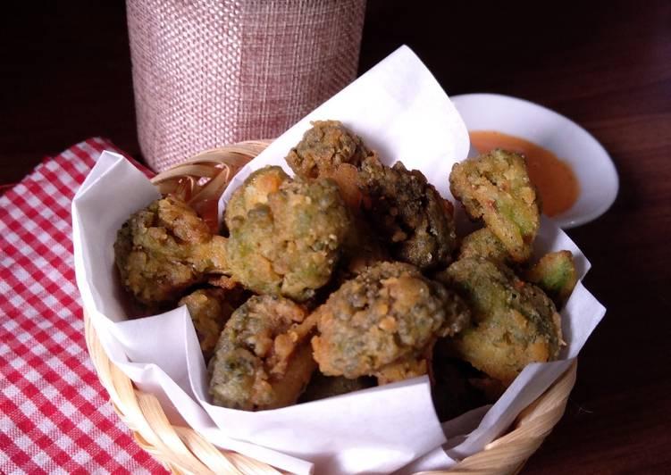 Brokoli Crispy