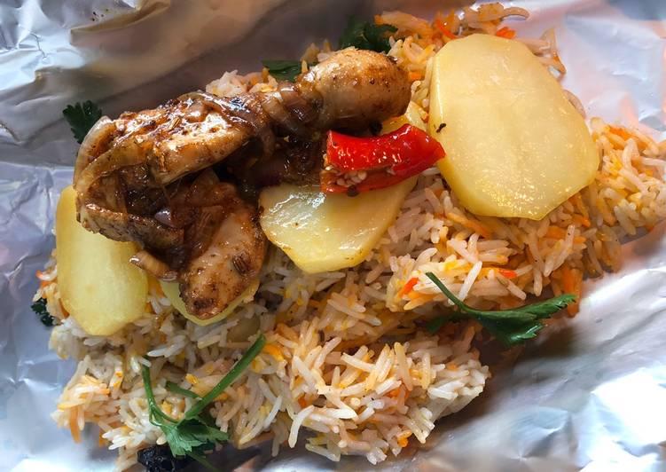 Resepi Nasi Arab Ala2 Mandy Ayam Bawang 🤤 - velavinkabakery.com