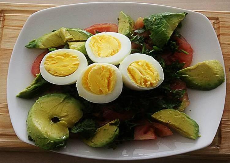 para que sirve el aguacate y huevo