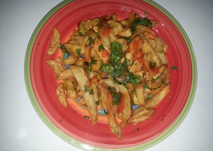 Chips masala season ingredients contest
