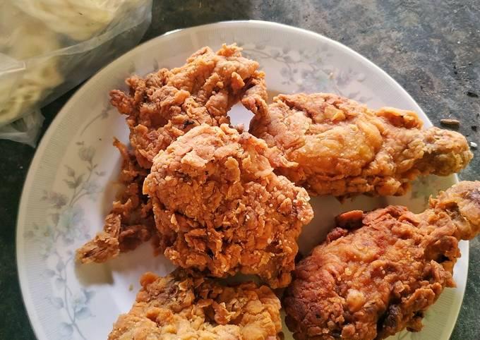 Ayam goreng kriuk