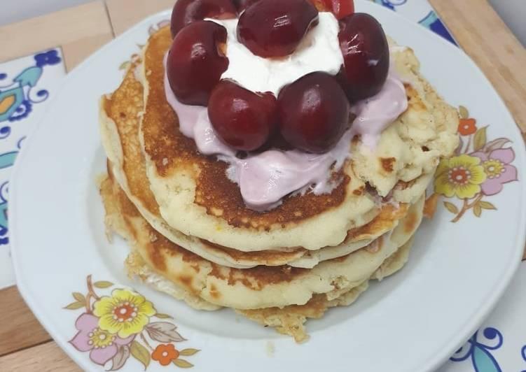 Pancake super leggeri