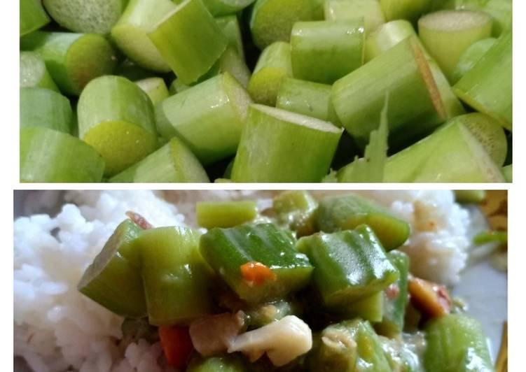 Sayur Lompong Santan