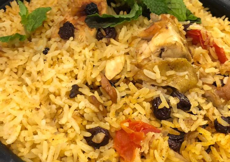 One Pot Nasi Briyani Ayam - velavinkabakery.com
