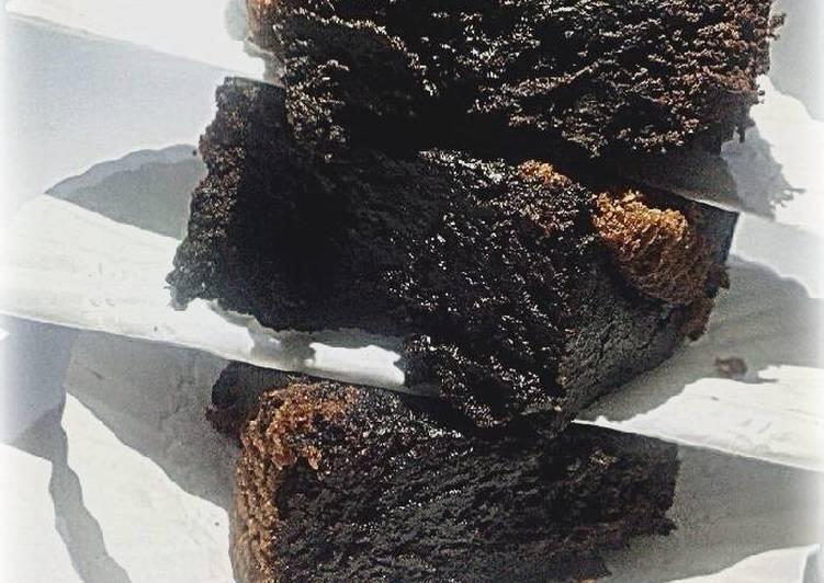 Brownies Panggang versi klasik