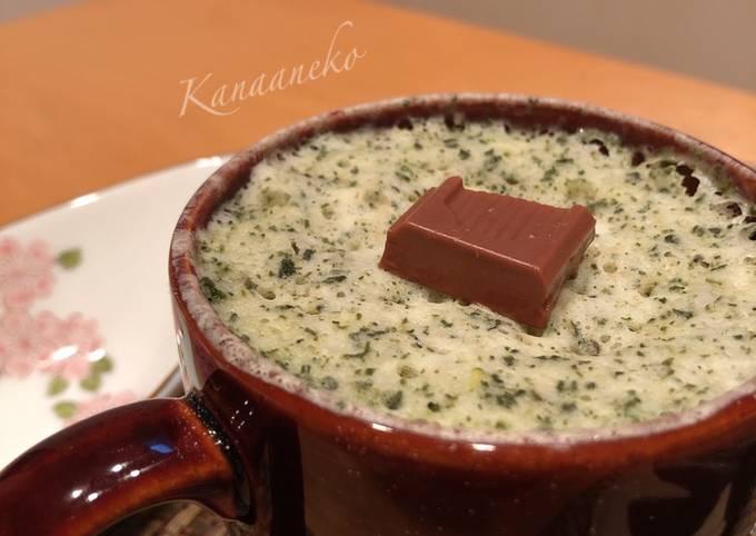 Microwave Green Tea Mug Cake