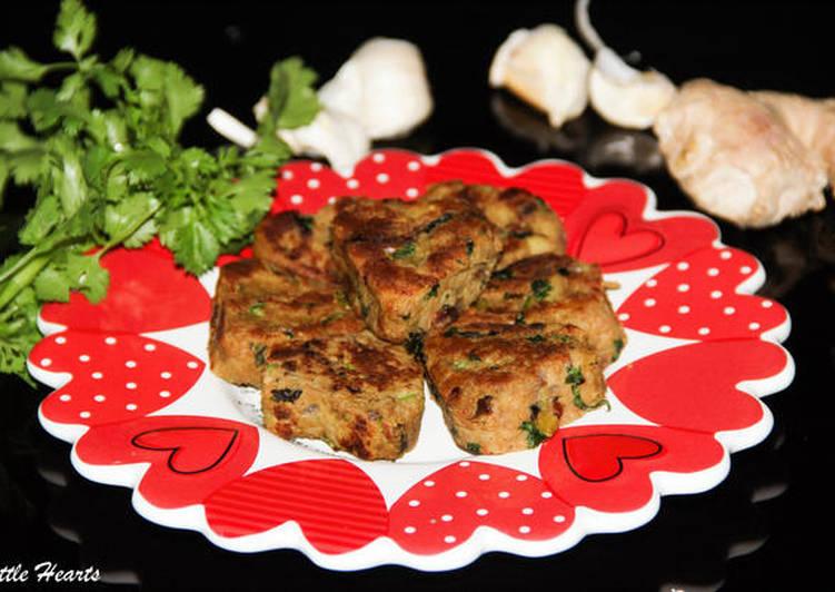 Plantain Cutlets/Raw Banana Cutlets/ Kachche Kele Ke Kebab