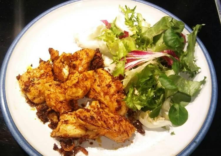 Recipe of Ultimate Cajun Chicken Salad