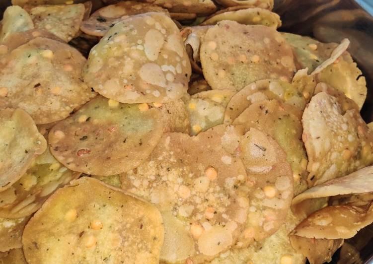 Andhra snack chakaloo