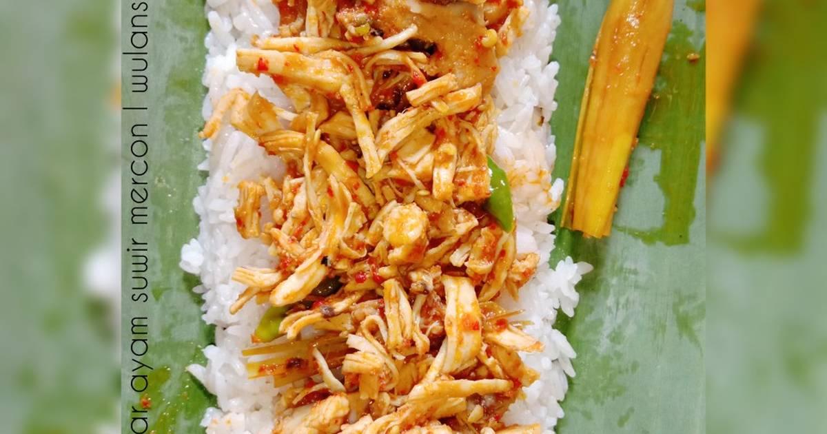 1.139 resep nasi bakar ayam enak dan sederhana ala rumahan - Cookpad