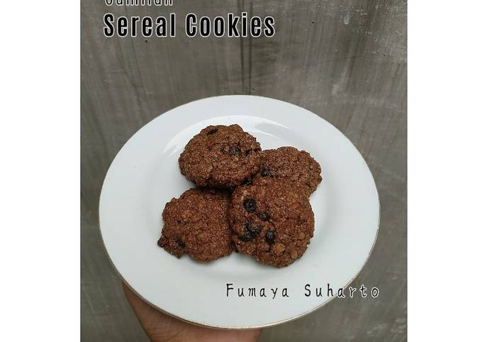 Sereal Cookies