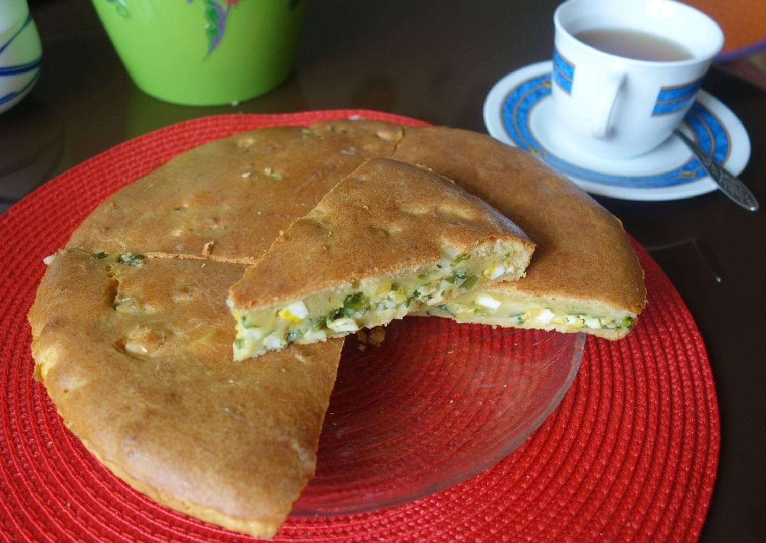 палитрой пирог с сыром и зеленым луком фото того, использя серию