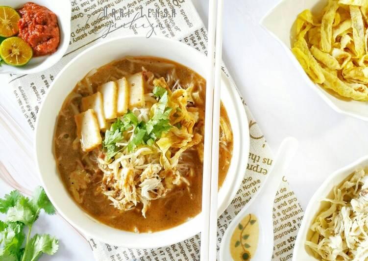 Laksa Sarawak #phopbylinimohd #cookpadmalaysia #juadahraya