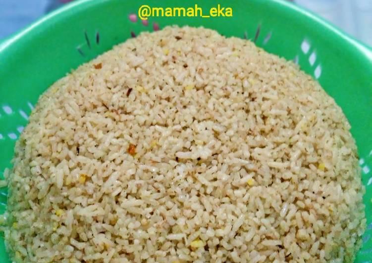 Nasi Tumpeng Peda